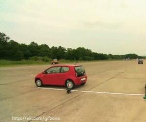 To się nazywa parkowanie!