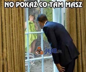 Niezbity dowód, że Obama szpieguje Merkel