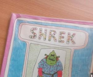 Shreku, co Ci jest?