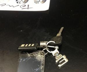 Teraz nie zgubię kluczy