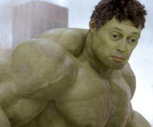 Hulk, nie mieć pojęcia co robi