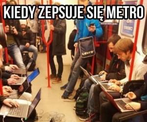 Quest w metrze