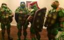 Genialne, własnoręcznie robione, kostiumy Żółwi Ninja