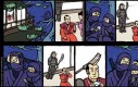 Szkolenie małego ninja