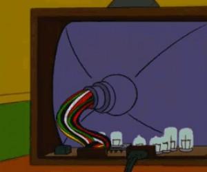 Nuda w telewizji