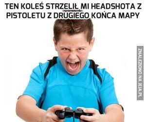 "Logika 13-letniego ""gracza"""