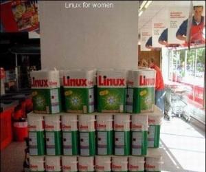 Linux dla kobiet