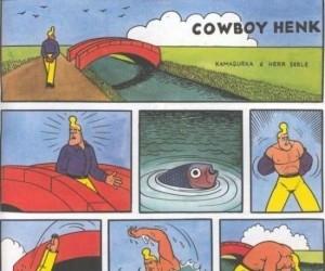 Cowboy Henk na ratunek rybie