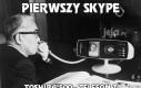 Pierwszy Skype