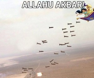 Allahu akbar!