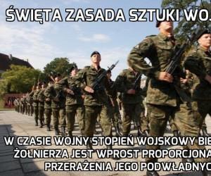 Święta zasada sztuki wojennej