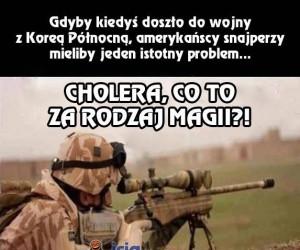 Problem każdej wojny z Azjatami...