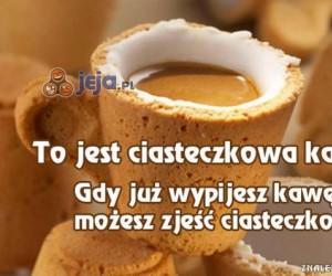 Ciasteczkowa kawa
