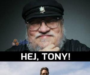 Nazywasz się Stark, prawda?