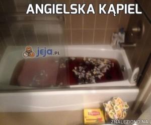 Angielska kąpiel