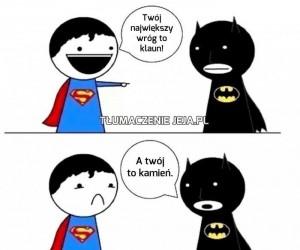 W piaskownicy superbohaterów...