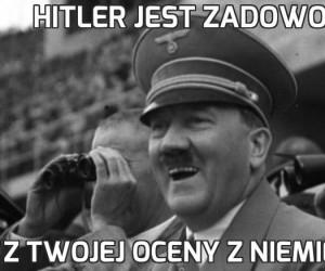 Hitler jest zadowolony