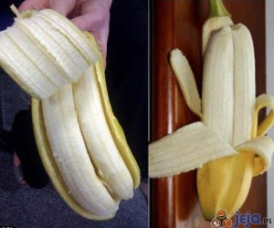 Niezwykłe banany