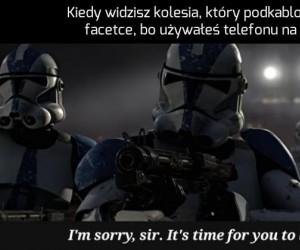 Przegiąłeś, kolego!