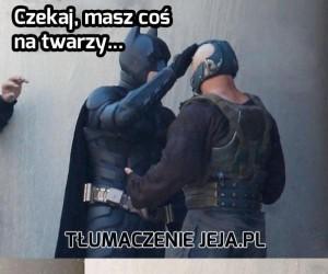 Batman zawsze postawi diagnozę