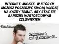 Internet skarbnicą wiedzy