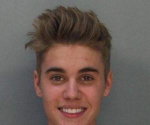Zdjęcie Biebera na komendzie