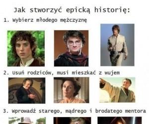 Jak stworzyć epicką historię
