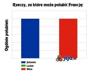 Dlaczego warto lubić Francję