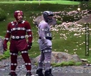 Prawdziwa zbroja Iron Mana