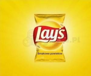 Lay's - najlepsze powietrze smakowe