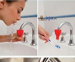 Idealny wynalazek do mycia zębów