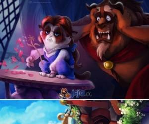 Grumpy Cat w filmach Disneya