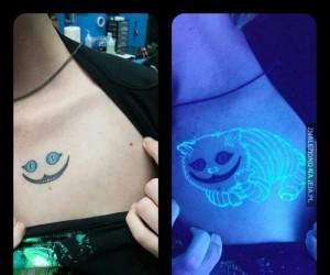 Nietypowy tatuaż