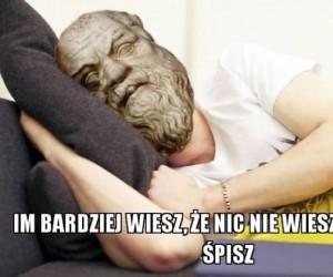 Mało znany cytat Sokratesa