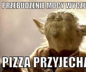 Nieoceniona moc pizzy