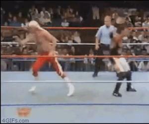 Wrestling taki realistyczny