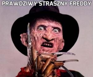 Prawdziwy straszny Freddy