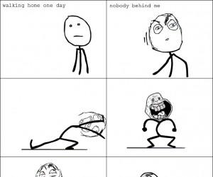 Chodząc po domu