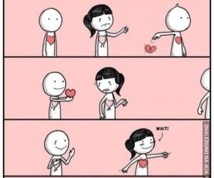 A uśmiech boli jeszcze bardziej....