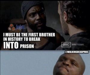 Pierwszy, który uciekł... do więzienia