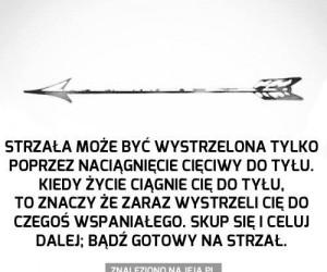 Bądź jak strzała