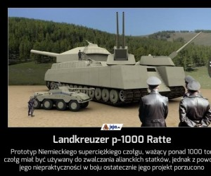 Landkreuzer p-1000 Ratte