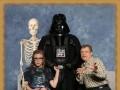 Rodzinne zdjęcie Skywalkerów z mamą