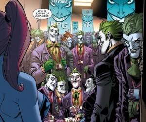 Harley Quinn w akcji
