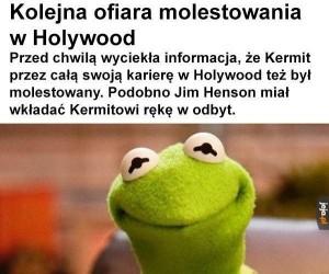 Robił to notorycznie, koledzy żaby też są pokrzywdzeni