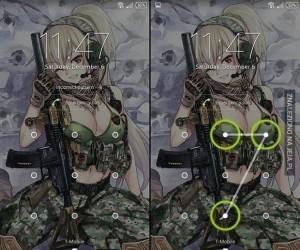 Łatwo rozszyfrować fanów anime... i ich telefony.