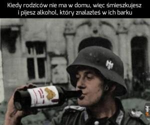 Jest alkohol, jest impreza