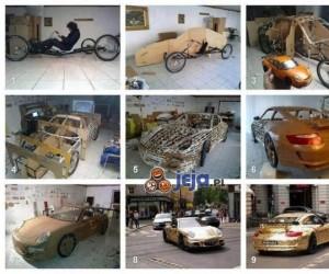 Porsche domowej roboty