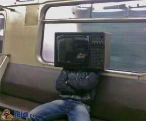 Człowiek telewizor