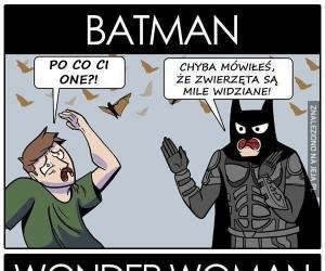 Dlaczego superbohaterowie nie mogą być współlokatorami